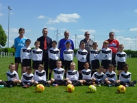 remise maillots U9 bd